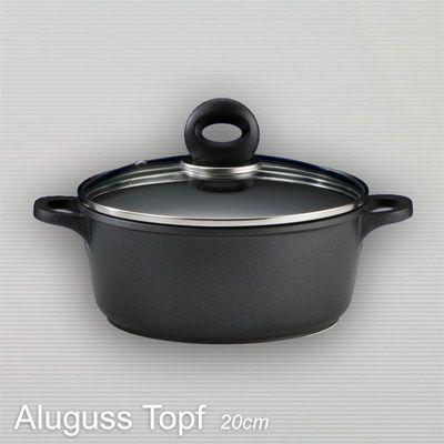 titanový hrnec MULEX 20 cm - 2 litry + víko