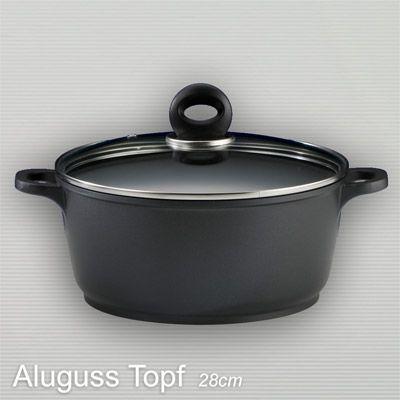 titanový hrnec MULEX 28cm - 5litrů + víko