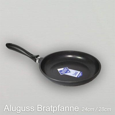 titanová pánev + víko Mulex 28 cm