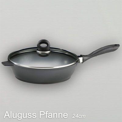 titanová pánev + víko Mulex 24 cm / 7,5 hluboká