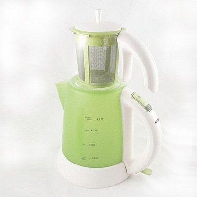 Mulex -tee expres kovnice na vodu i čaj zelená