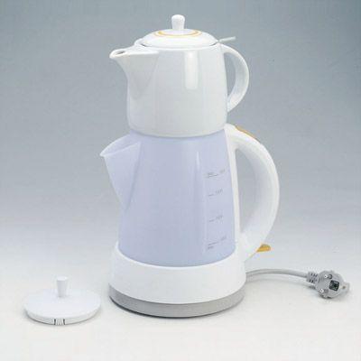 Mulex -tee expres kovnice na vodu i čaj světlemodrá