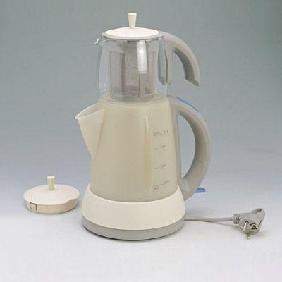 Mulex -tee expres kovnice na vodu i čaj béžový