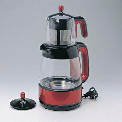 Mulex -tee expres kovnice na vodu i čaj červený